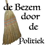 de bezem door de politiek