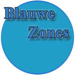 de blauwe zones in de wereld