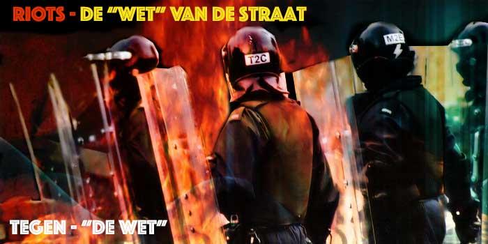 de wet van de gewone man, de wet van de straat
