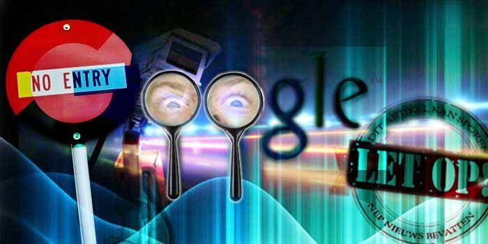 google censuur