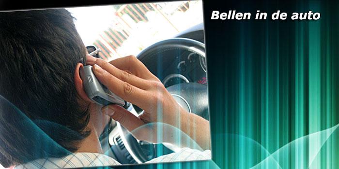 bellen in de auto levenslijn