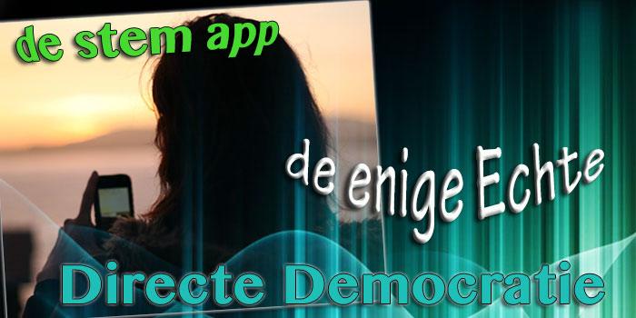 directe3 democratie, de enige echte