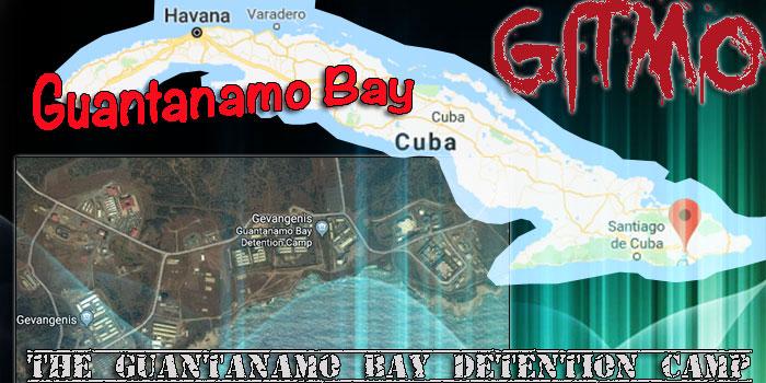 Guanatanamo Bay de Deep State gevangenis