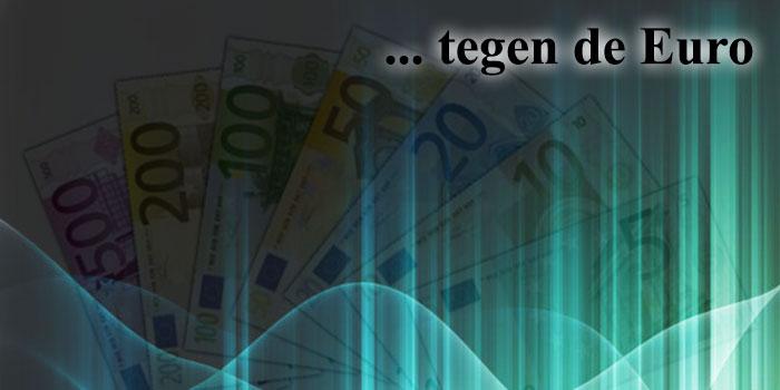 nee tegen de euro