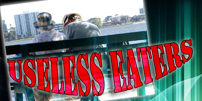 useless eaters