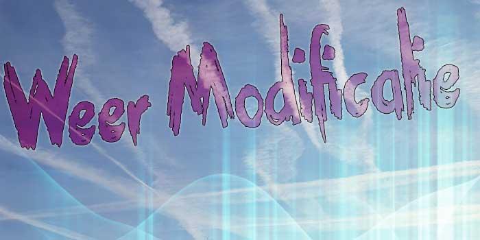 weermodificatie