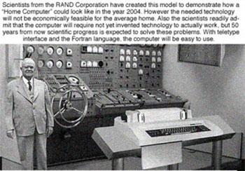 RAND computer