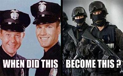 Amerikaanse politie
