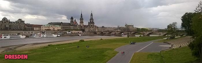 Bilderberg conferentie in Dresden Duitsland