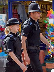 Engelse politie