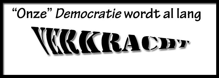 democratie verkracht
