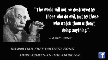 hope-comes-in-the-dark Einstein