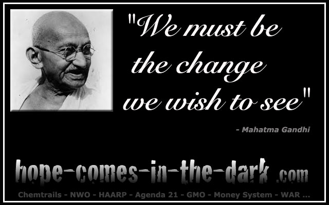 quote Gandi