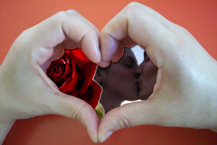 love is in your hands