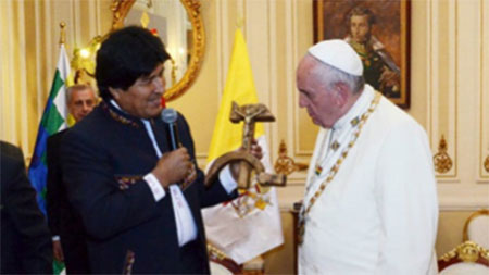 Paus samenzwering