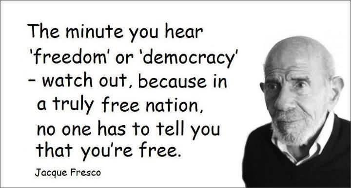 freedom and democazy