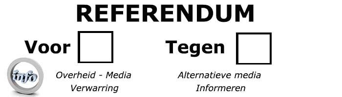 referendum voor of tegen