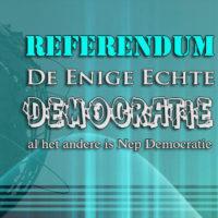 REFERENDUM PURE DEMOCRATIE