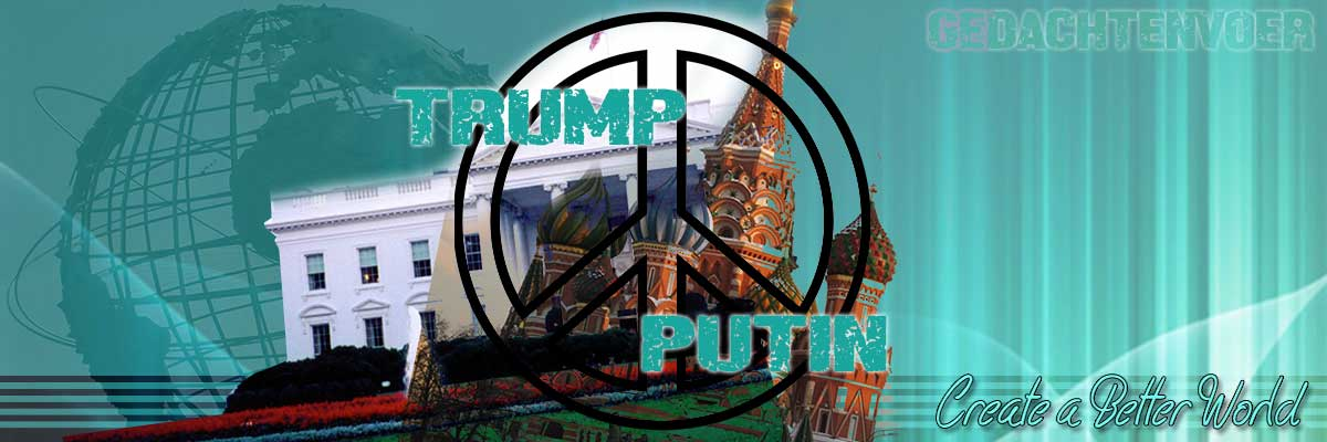 Trum - Putin ontmoeting