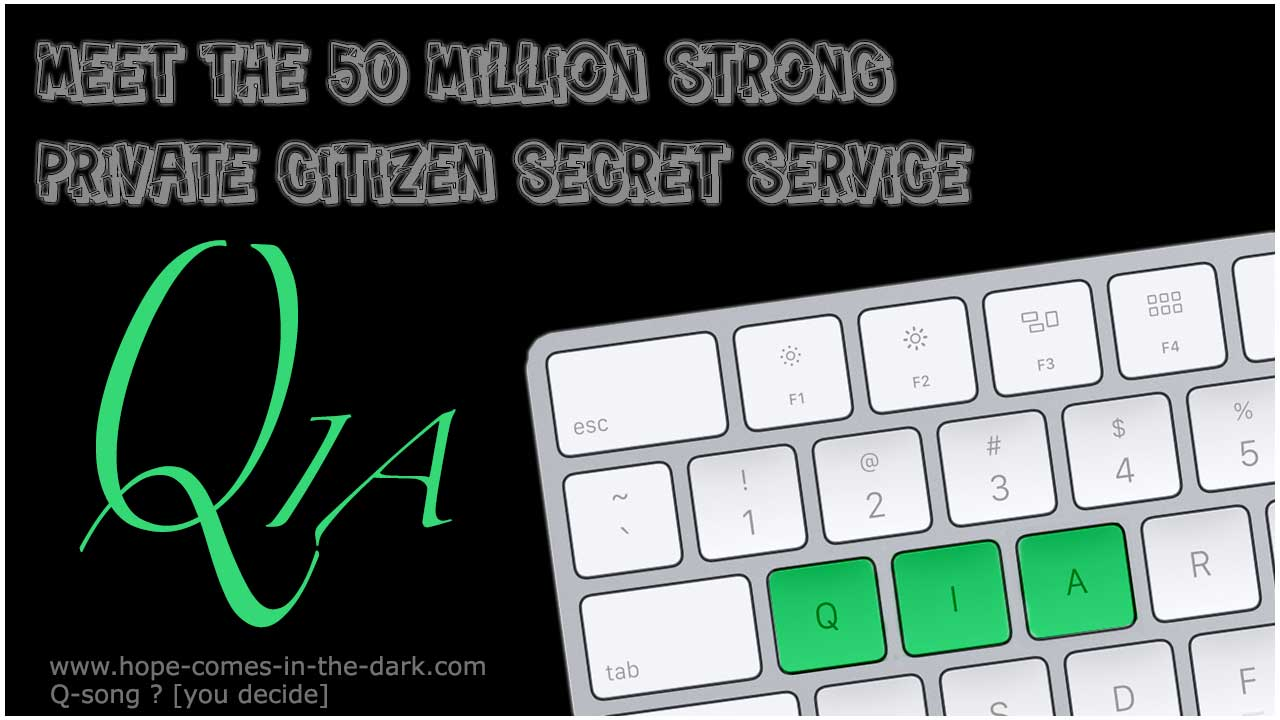 QIA Q secret service