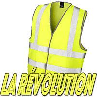 Gilets Jaunes is de revolutie begonnen