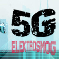 5G elektrosmog from space