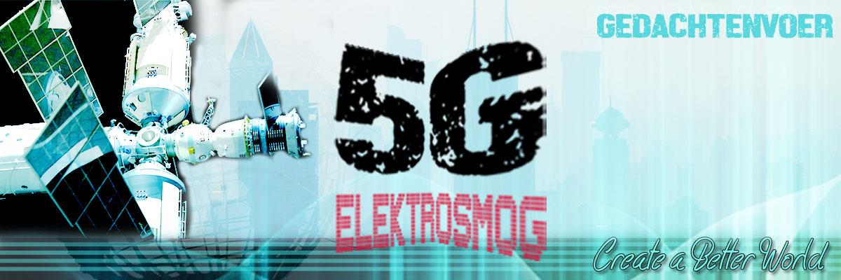 5G elektrosmog from space
