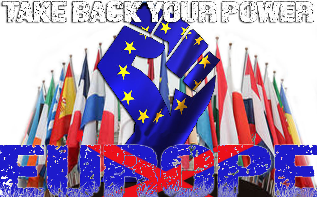 Europa, Take back your power