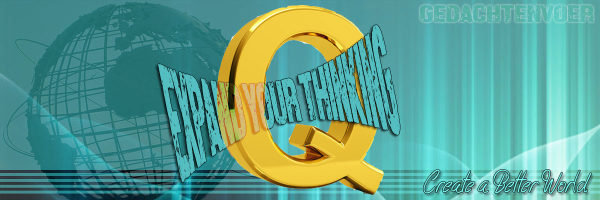 Qanon expand your thinking