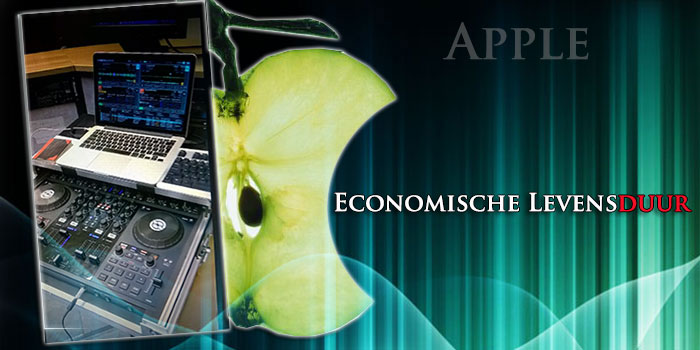 apple economische levensduur