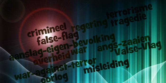 54 valse vlag aanslagen