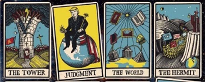 tarrot kaarten 2017