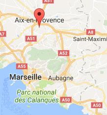 de zonnigste plaats van Frankrijk