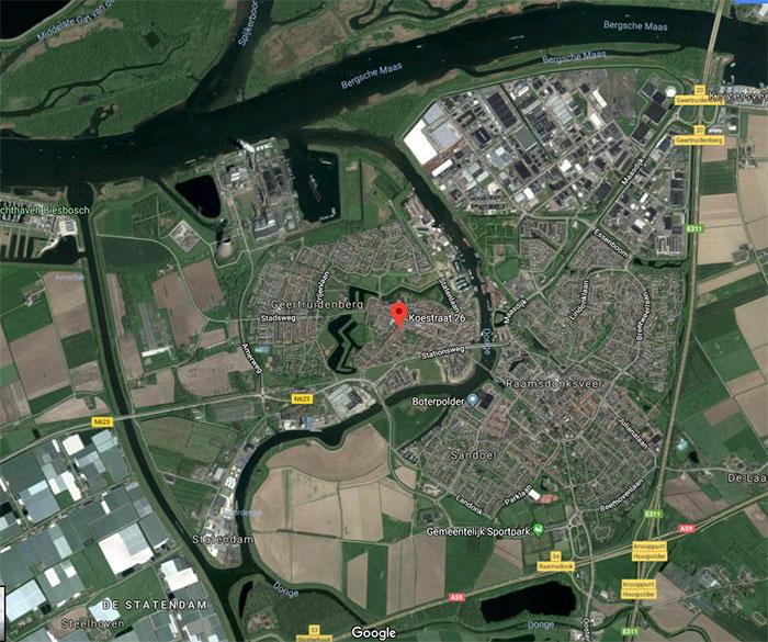 Geertruidenberg - Raamsdonksveer