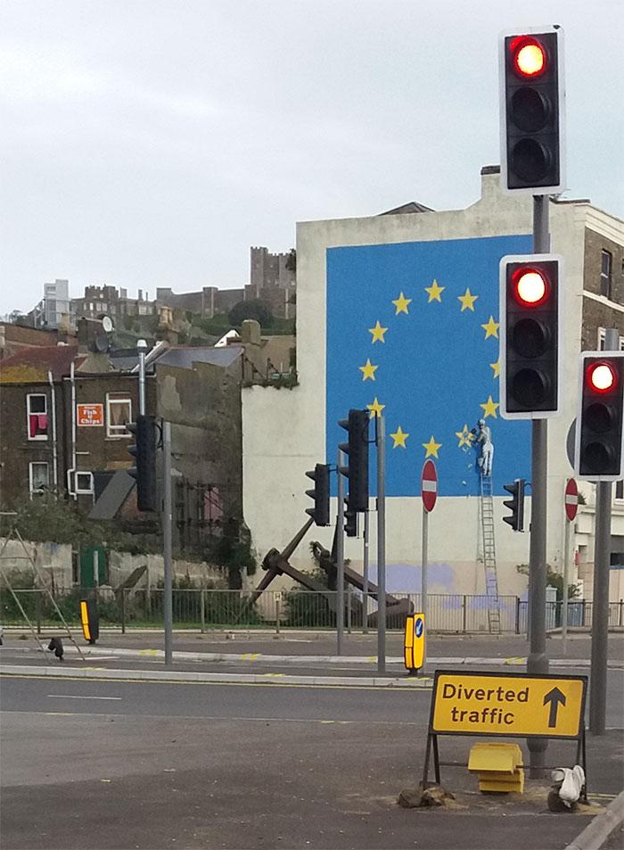 de EU Brexit gedachte een voorspellende waarde