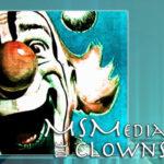 de media clowns