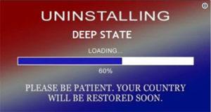 deep state Q Anon