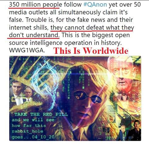 Q goes worldwide