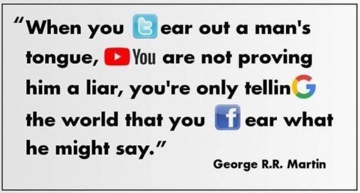 censuur sociale media