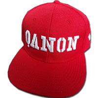 Q Anon cap