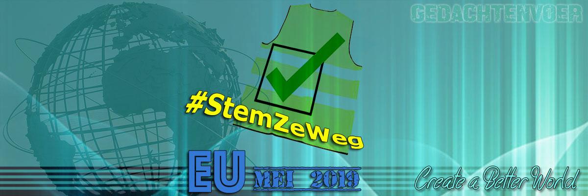 EU #StemZeWeg
