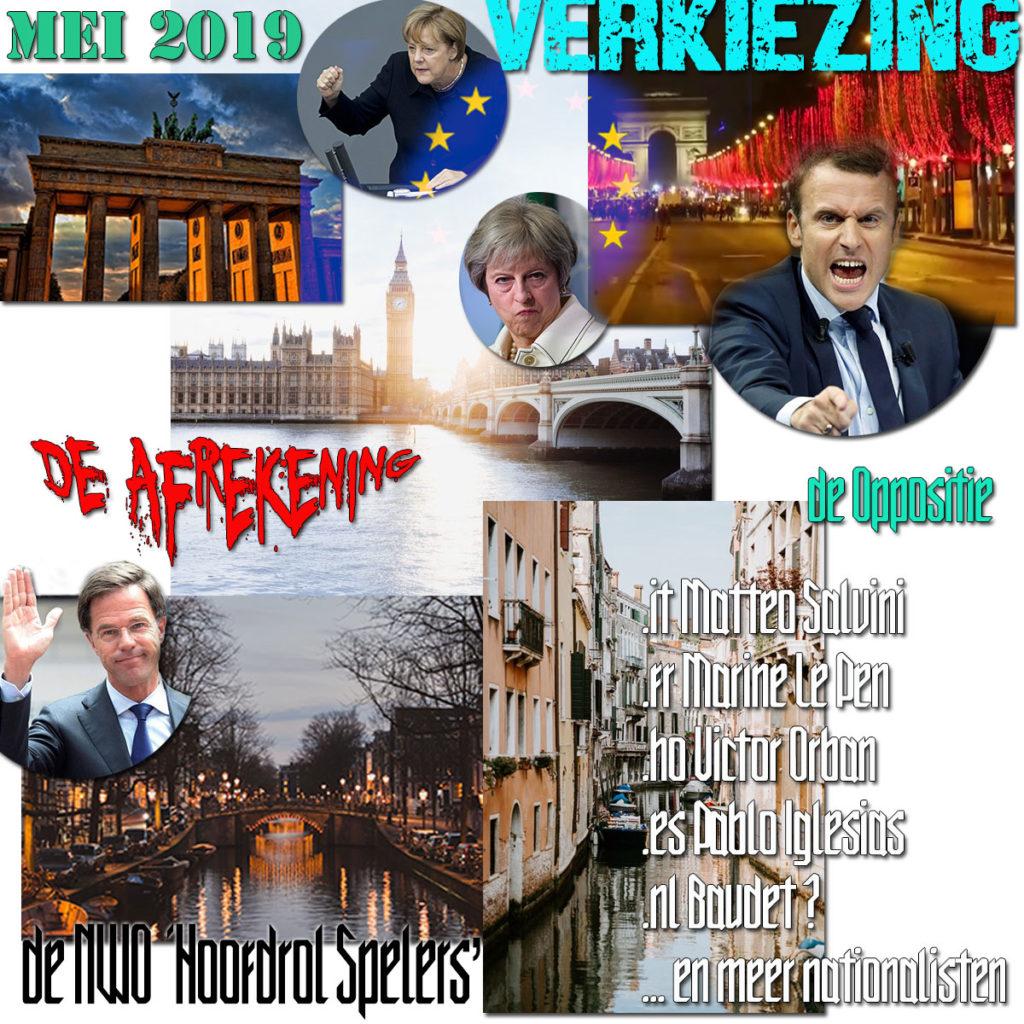 EU verkiezingen 2019 #Stemzeweg