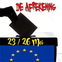 EU verkiezingen afrekening