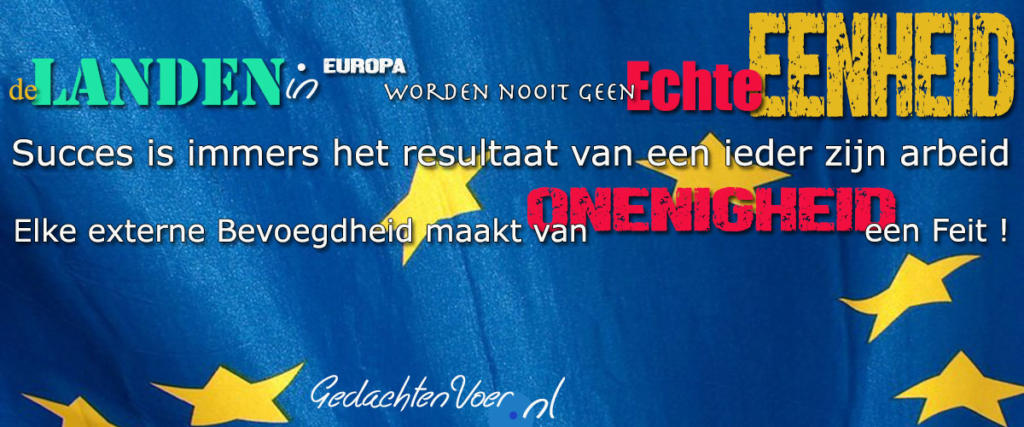 Europese Eenheid