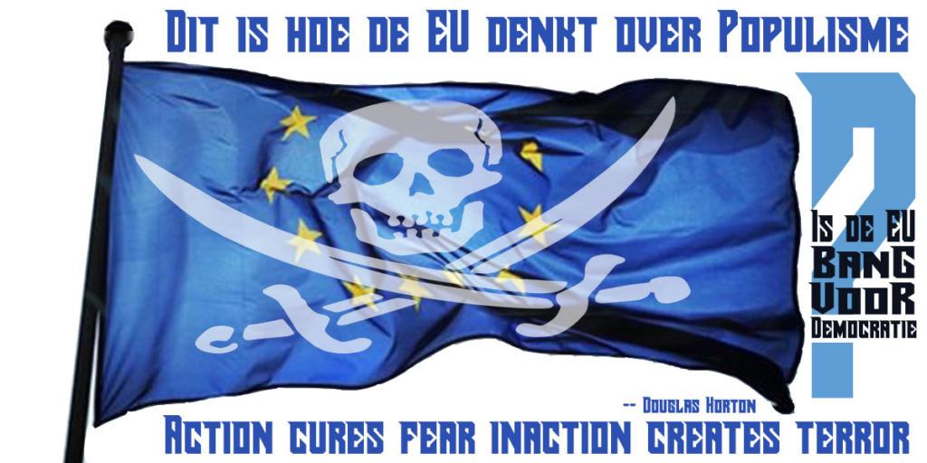 Zijn populisten piraten