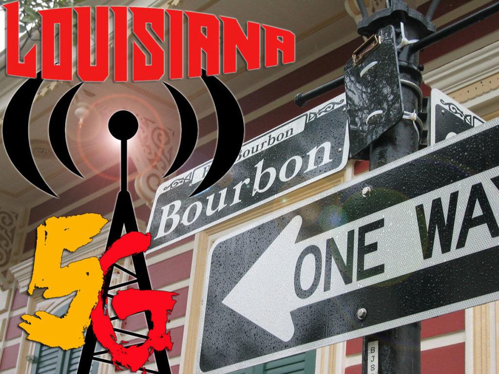 5G onderzoek veiligheid in Louisiana