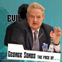 George Soros, the face of evil