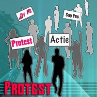 wereldwijde protesten