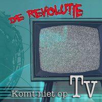 de revolutie wordt niet vertoond op tv