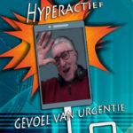 hyperactief